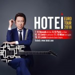 Hotei to return to Europe in the autumn of 2018