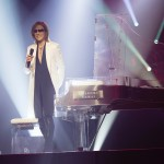 YOSHIKI gives special performance in Hollywood for Japan House Los Angeles