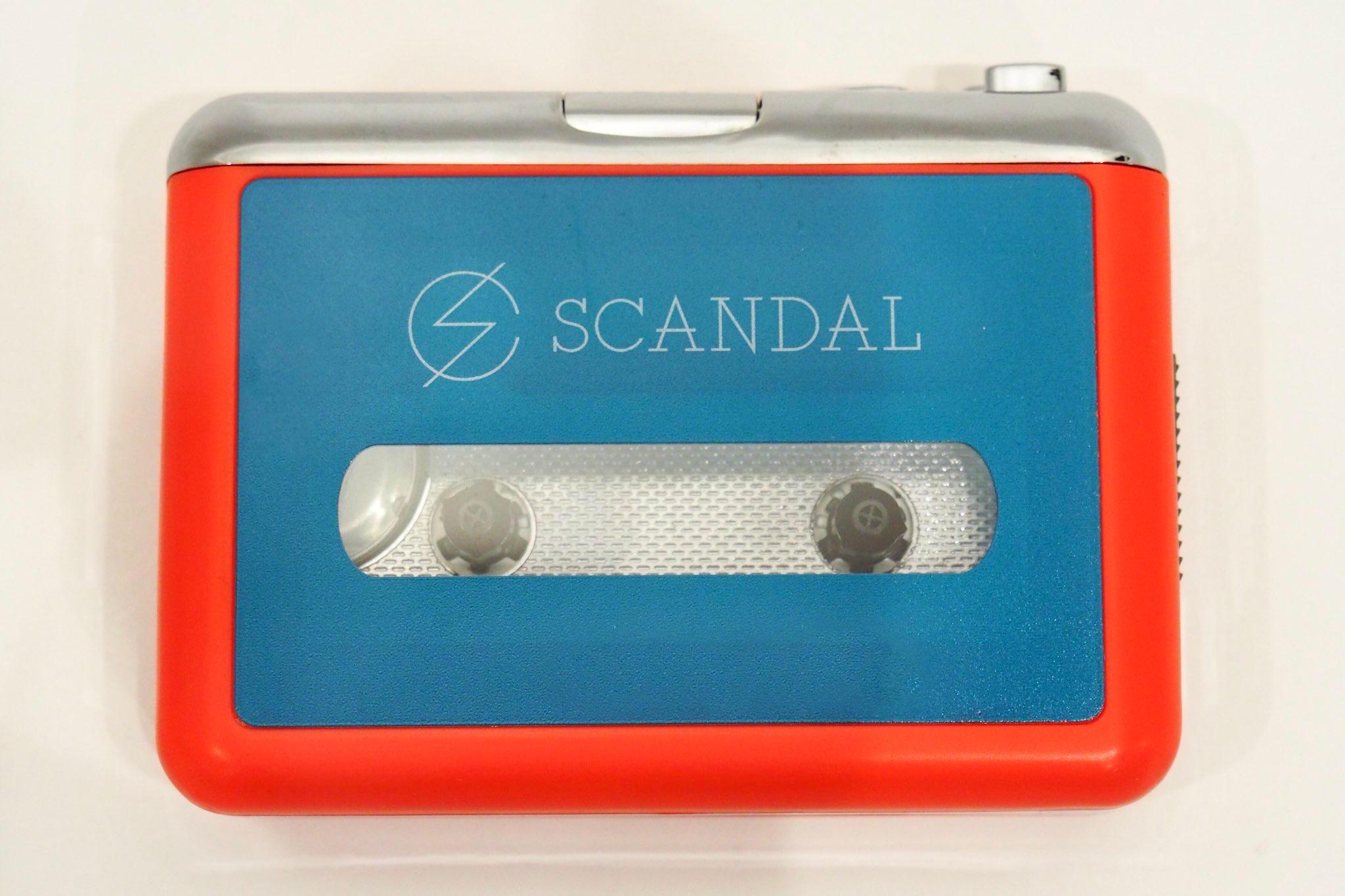 JRock247-SCANDAL-Cassette Store Day 2