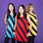 Shonen Knife roll (and rock) through USA