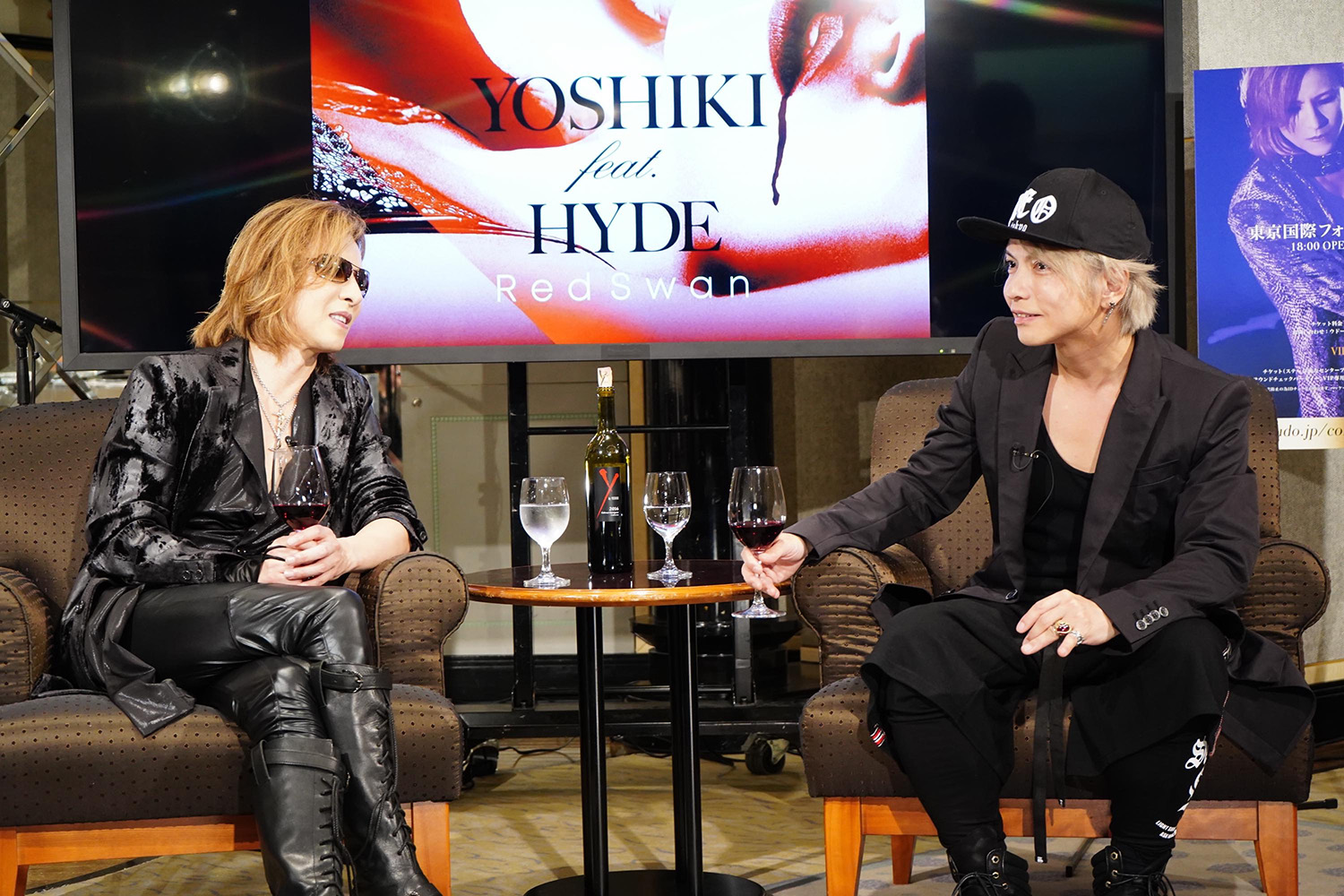 JRock247-Yoshiki-Hyde-Red-Swan-Music-Station-20180917-H0567