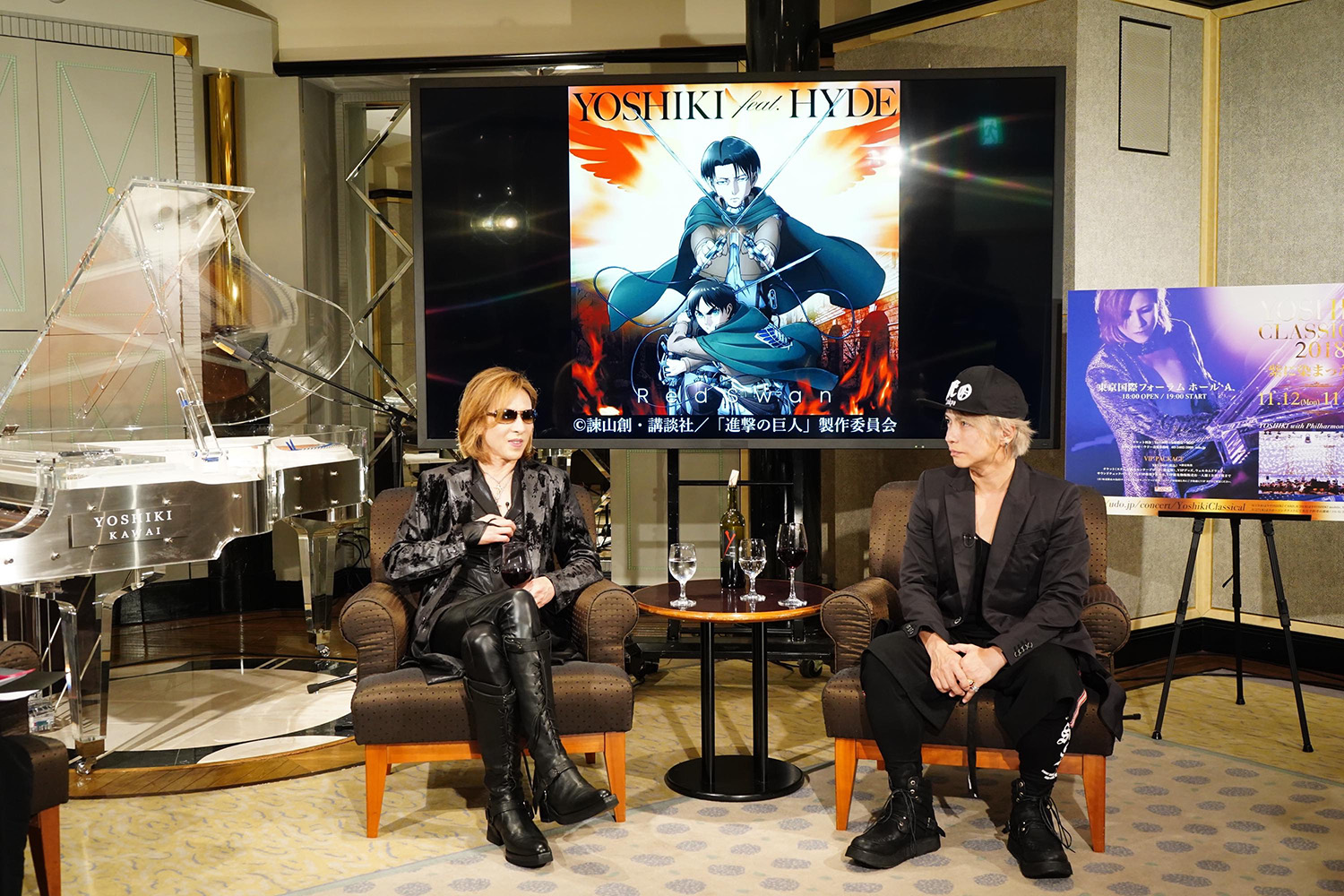 JRock247-Yoshiki-Hyde-Red-Swan-Music-Station-20180917-I0583