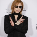 YOSHIKI at SSFF & ASIA Hollywood Red Carpet Event