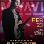 MIYAVI to hold guest-filled Hollywood release show for Samurai Sessions vol. 3
