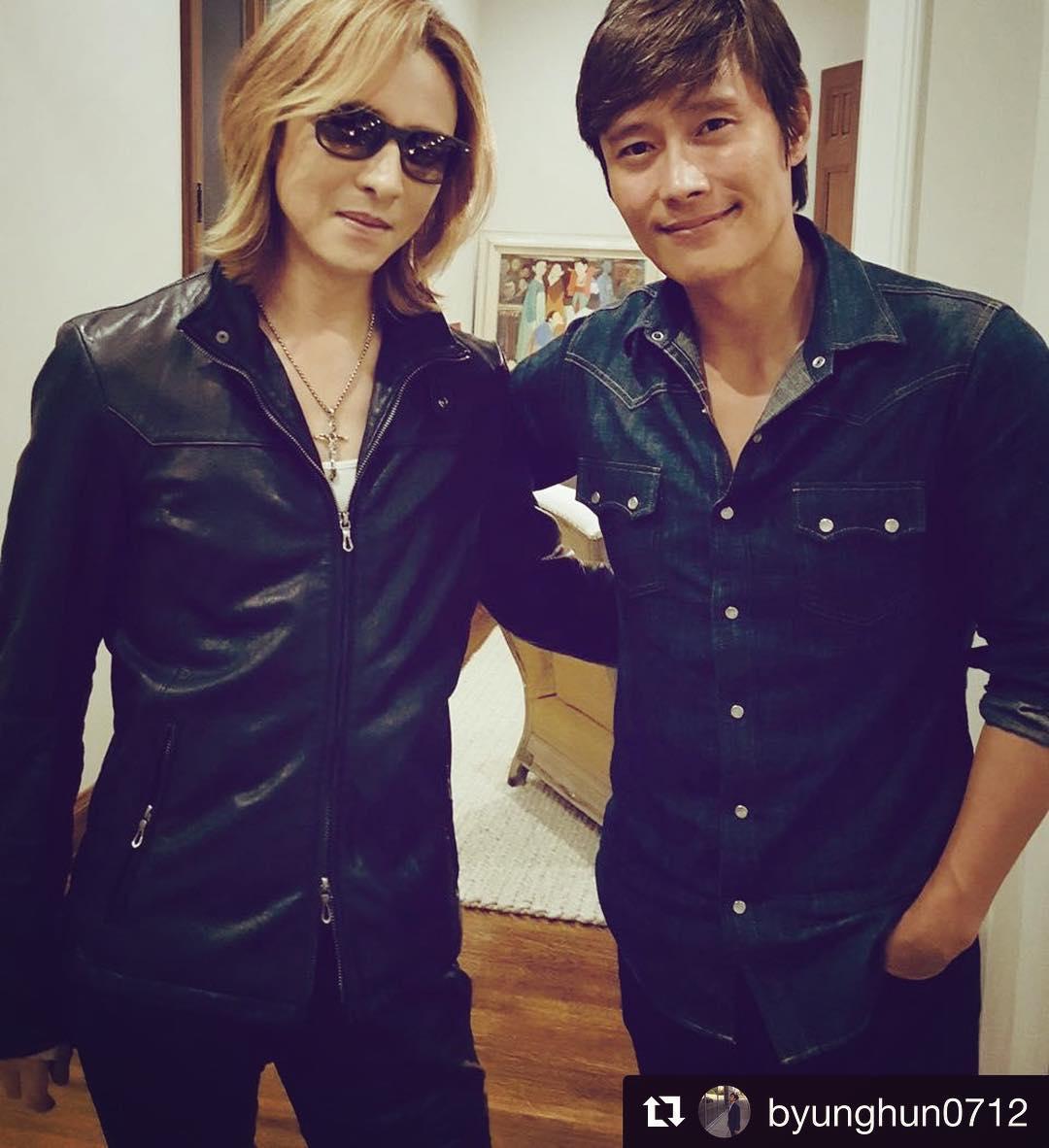 JRock247-YFA-Korea-Donation-Yoshiki-Lee-Byung-hun-1